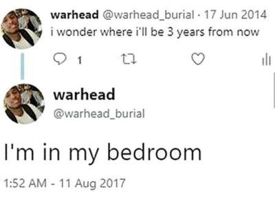 I'm In My Bedroom