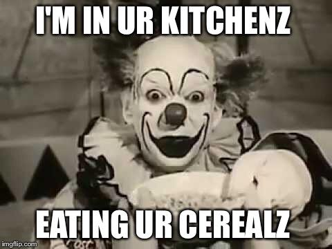 I'm In Your Kitchen
