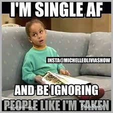 I'm Single AF