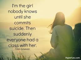 I'm The Girl Nobody Knows