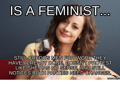 Is A Feminist