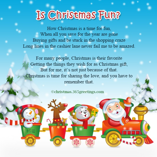 Is Christmas Fun?