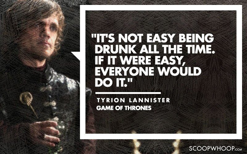 It's Not Easy Being Drunk