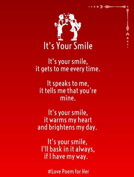 It's Your Smile