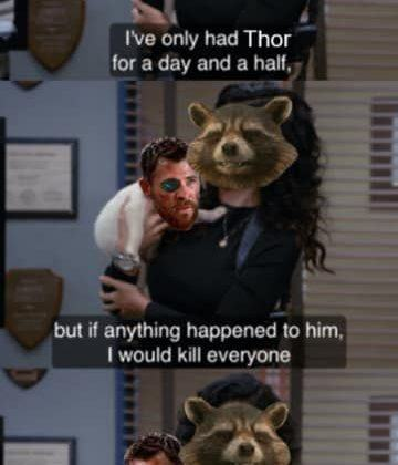 I've Only Had Thor