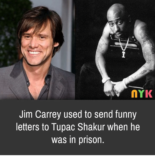 Jim Carrey Used To Send
