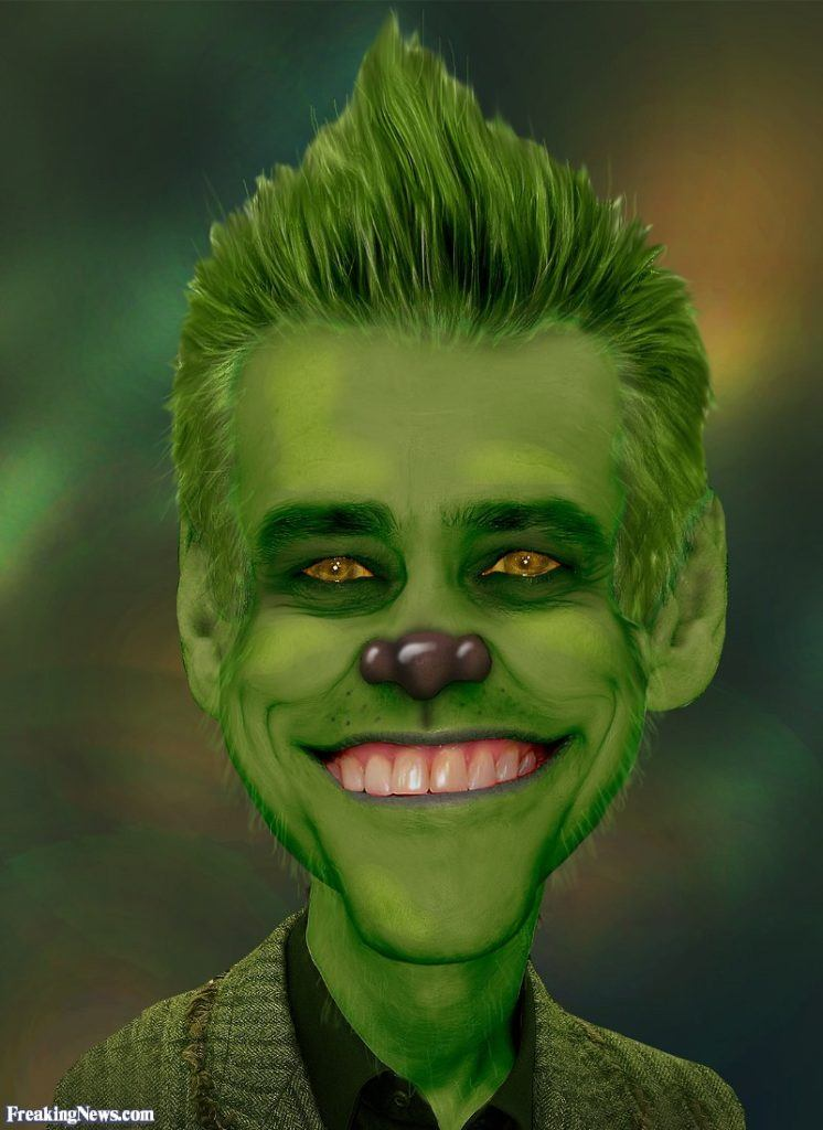 Jim Carrey The Grinch