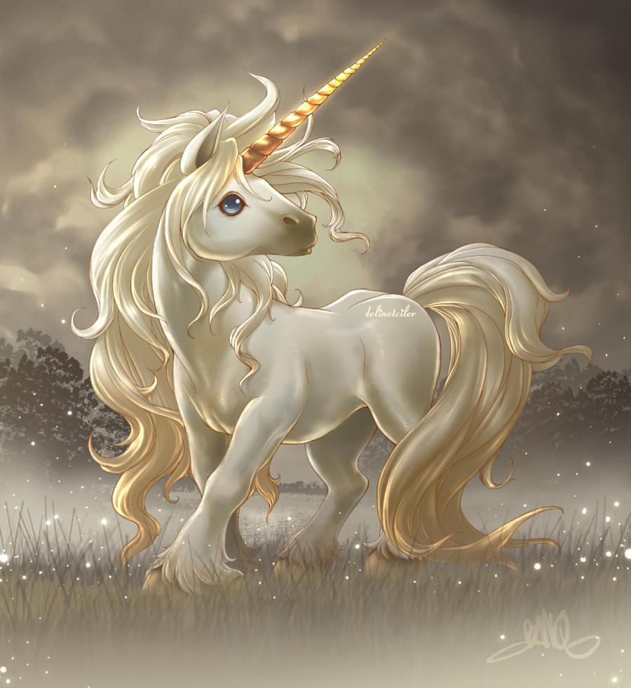 Just Perfect Unicorn Picture