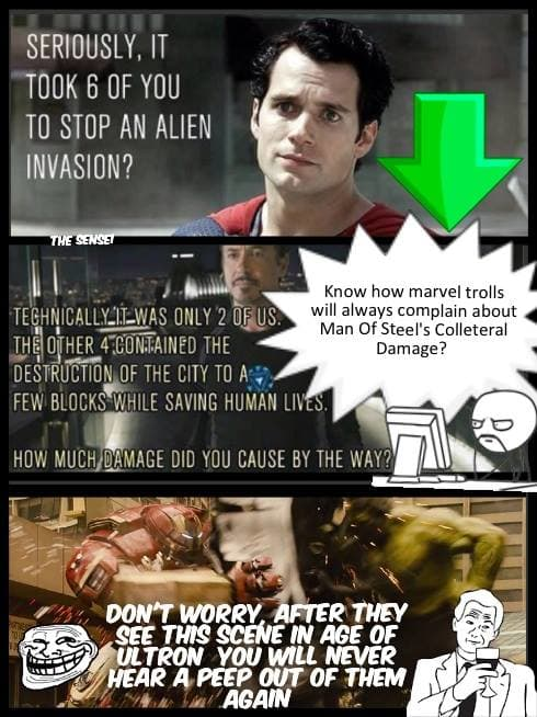 Know How Marvel Trolls Will Always Complain