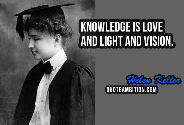 Knowledge Is Love