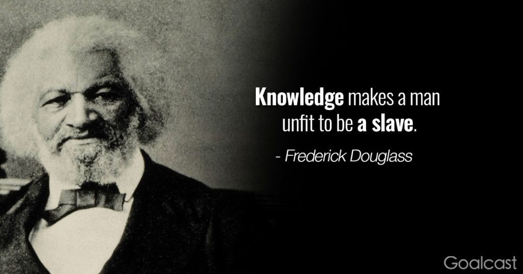 Knowledge Makes A Man Unfit