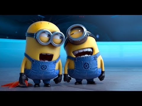 Laughing Minions