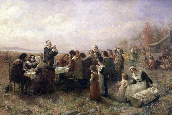Learned About Thanksgiving Is Wrong