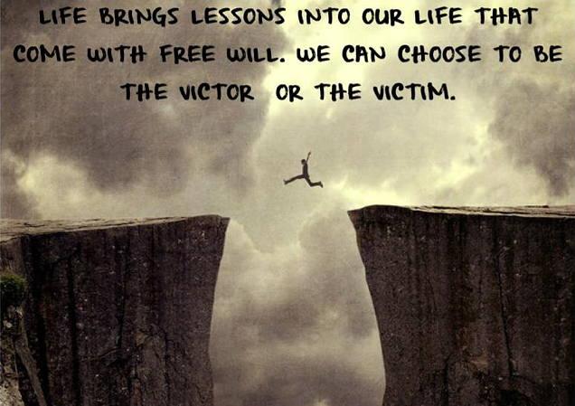 Life Brings Lessons