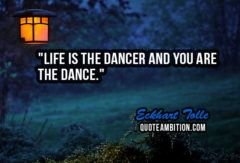 Life Is The Dancer