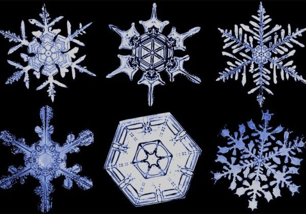 Lighting Snowflake