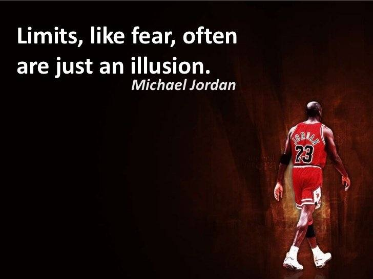 Limits Like Fear