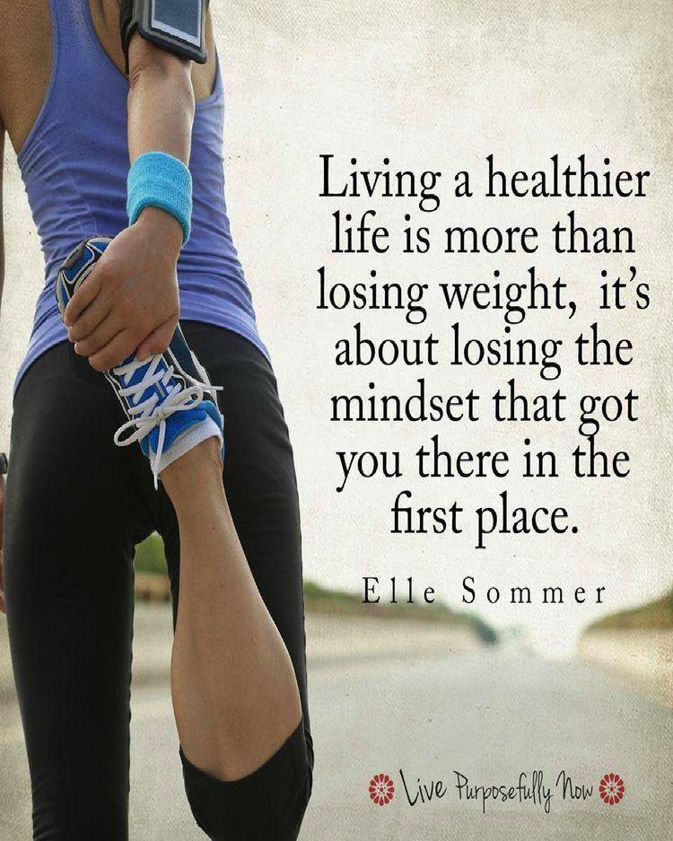 Living A Healthier Life