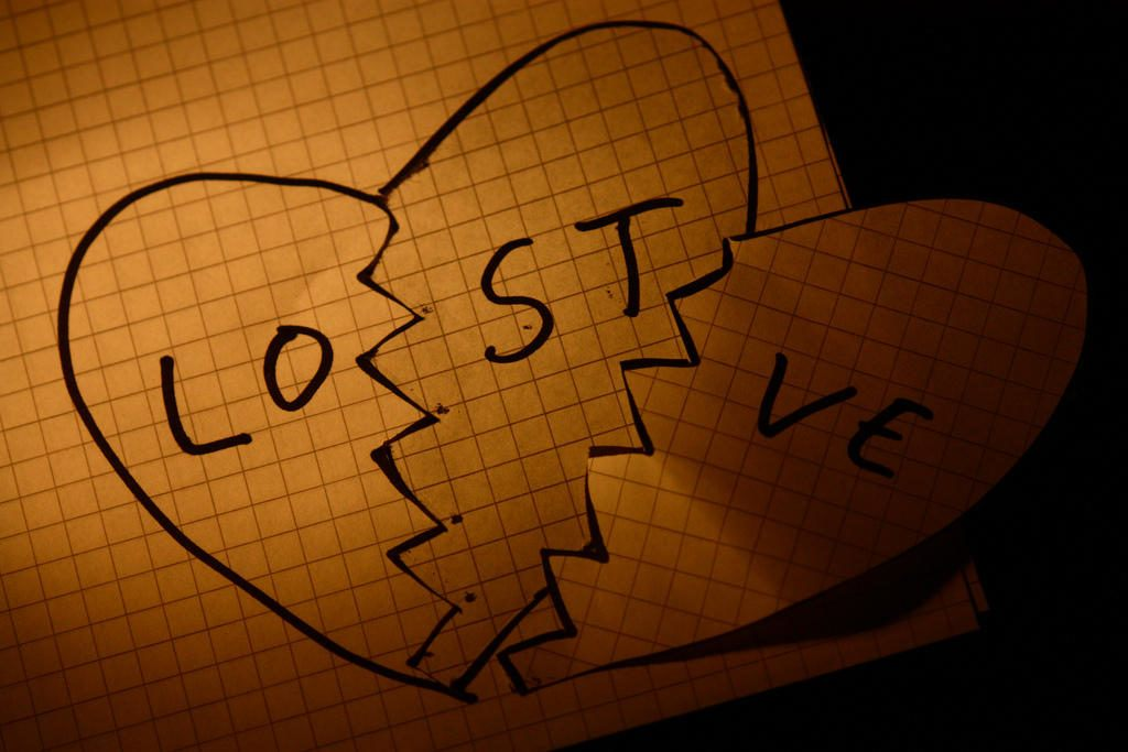 Lost Or Love