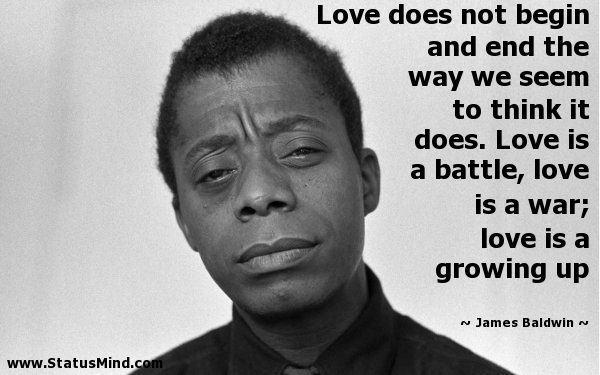 Love Does Not Begin
