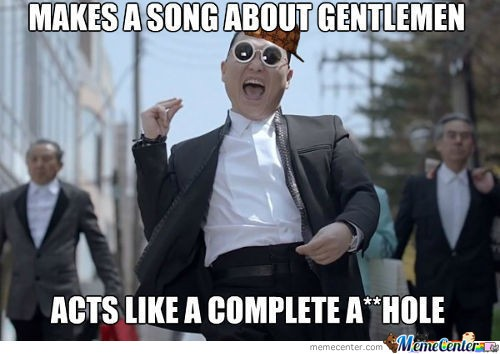 Makes A Song About Gentlemen