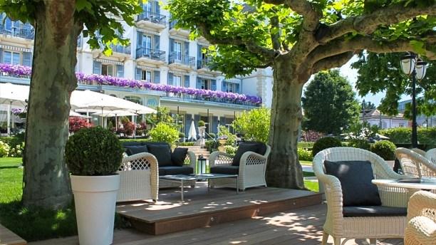 Marina Garden Lounge Salle