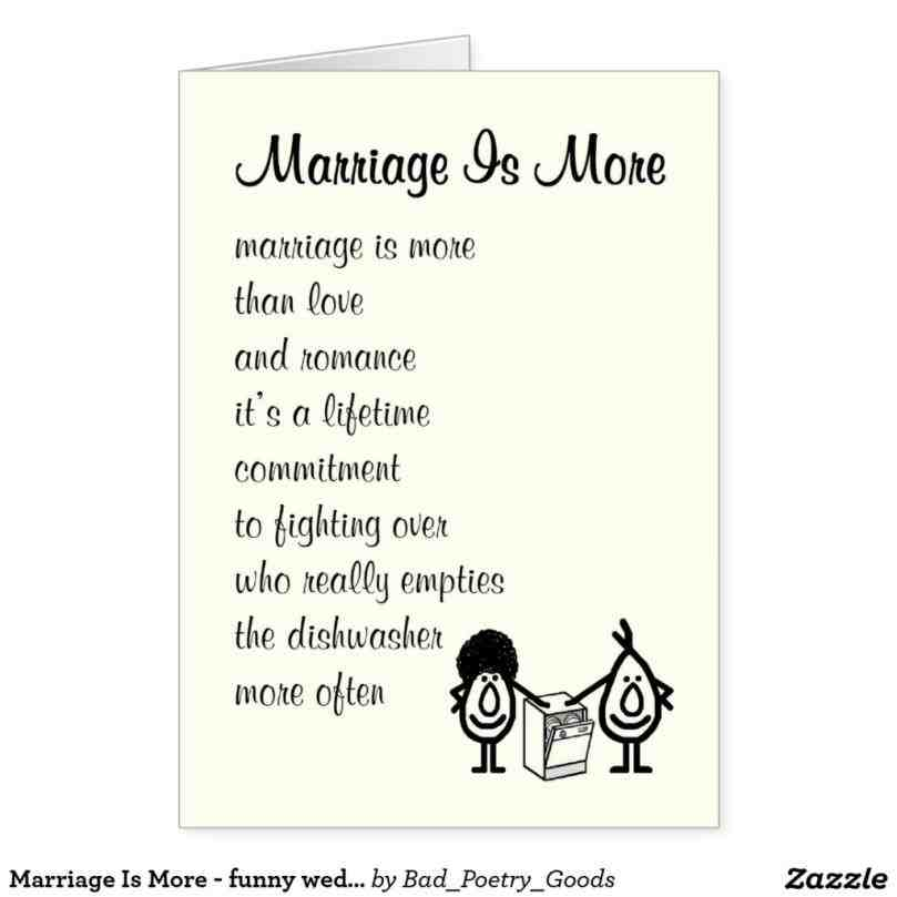Marriage Is More