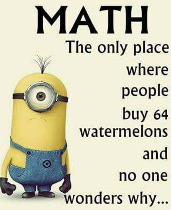 Math The Only Place