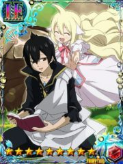 Mavis Vermillion And Zeref Dragneel