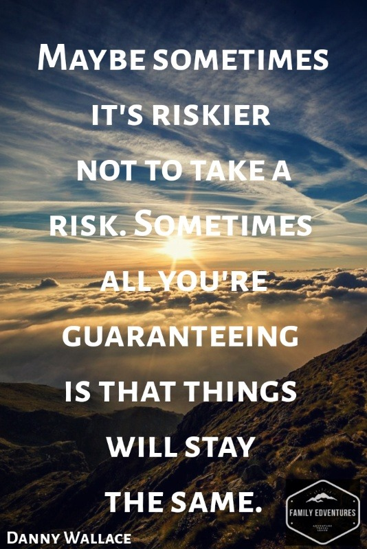 Maybe Sometimes It's Riskier