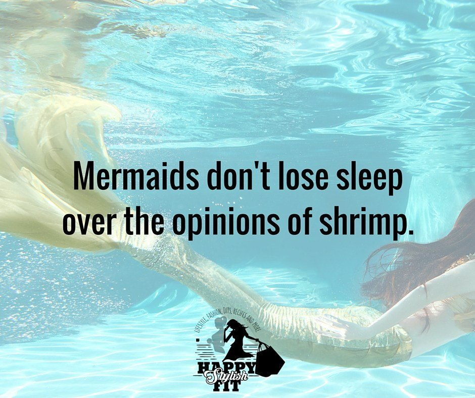 Mermaids Don't Lose Sleep