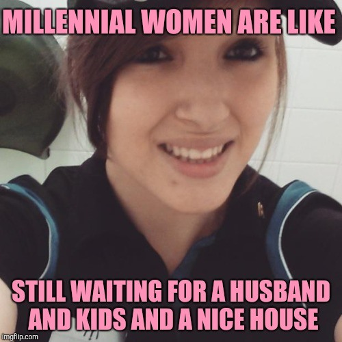 Millennial Women Are Like