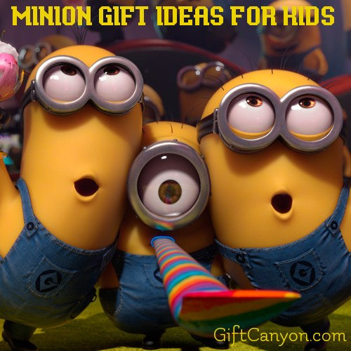 Minion Gift Ideas