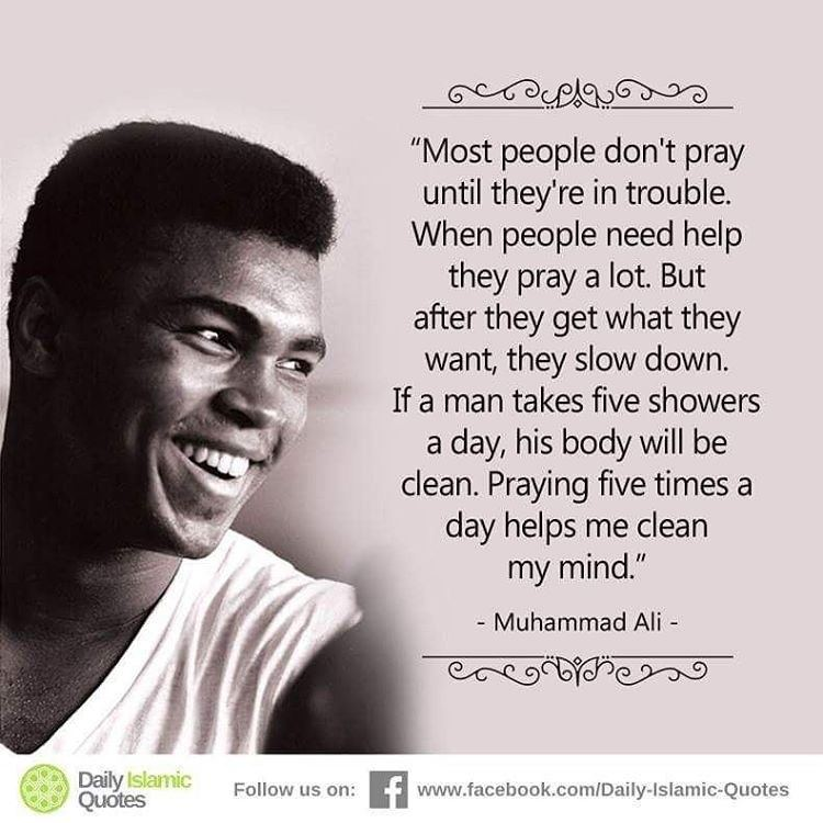 Most People Don't Pray
