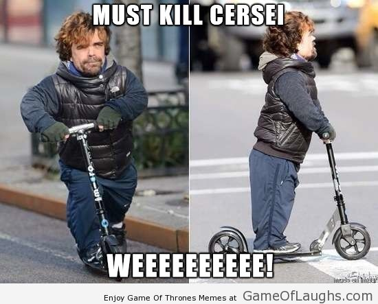 Must Kill Cersei