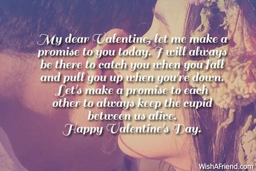 My Dear Valentine