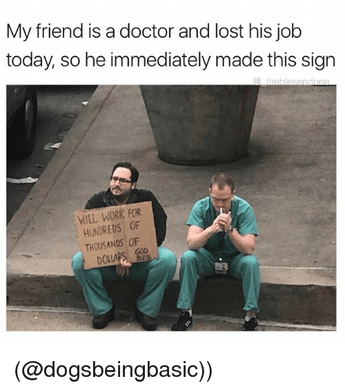 My Friend Is A Doctor