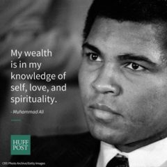 My Wealth Is In My Knowledge
