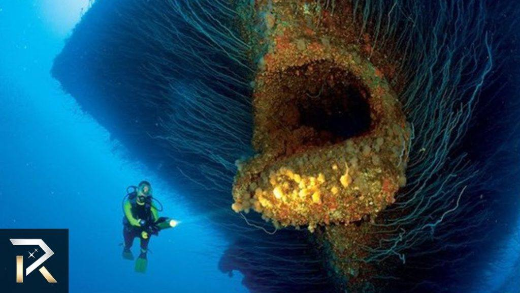 Mysterious Underwater Discovery