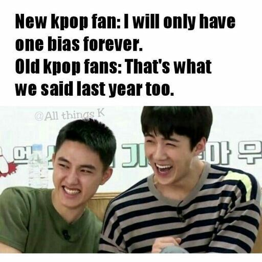 New KPop Fan