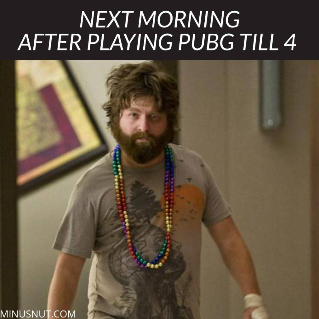 Next Morning After Playing