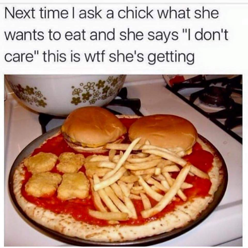 Next Time I Ask A Chick