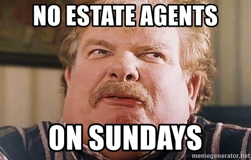 No Estate Agents