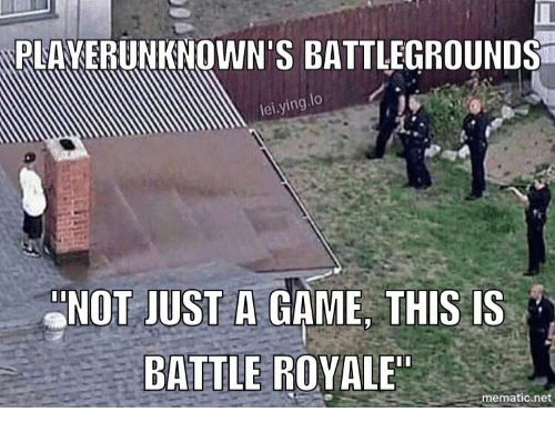 Not Just A Game