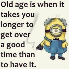 Old Age Is When
