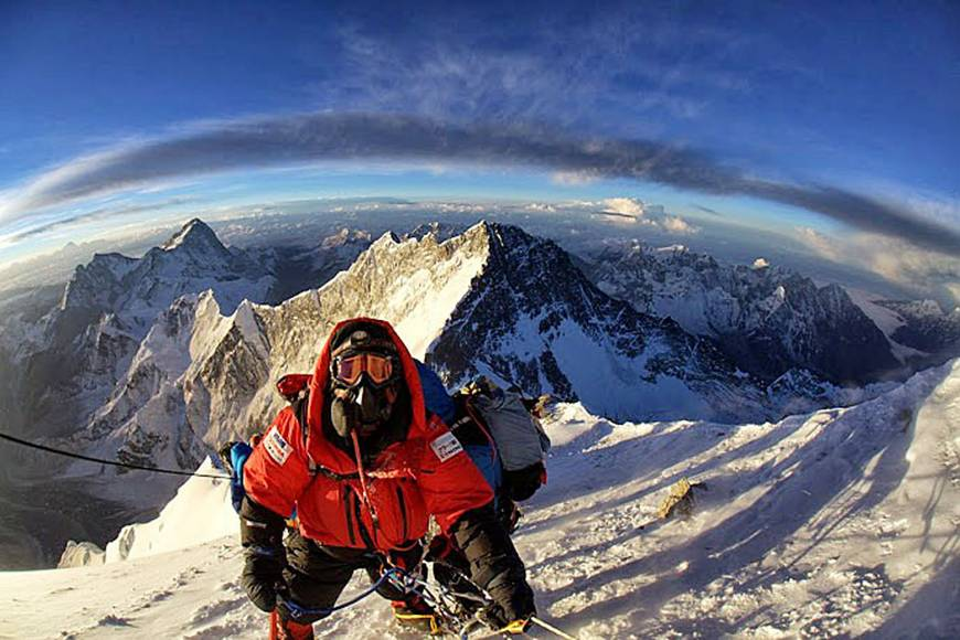 Oldest To Climb Everest
