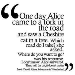 One Day Alice Came