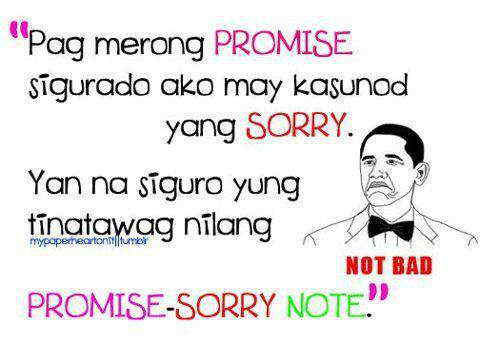 Pag Merong Promise