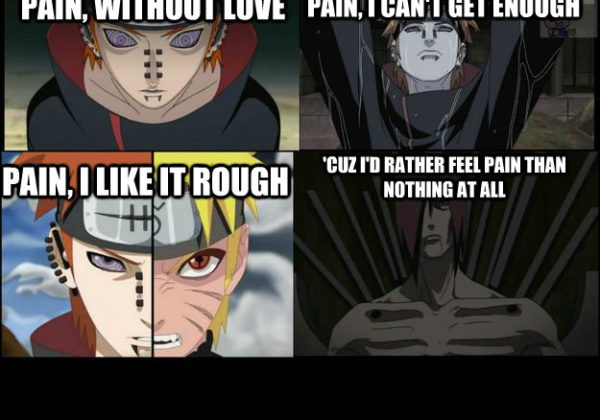 Pain With Love