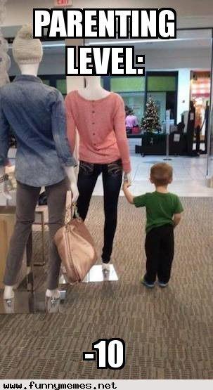 Parenting Level